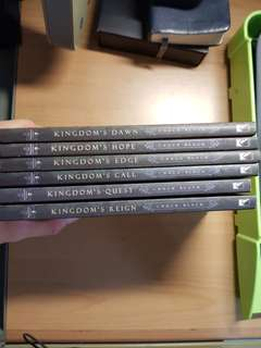The Kingdom Series Christian Books