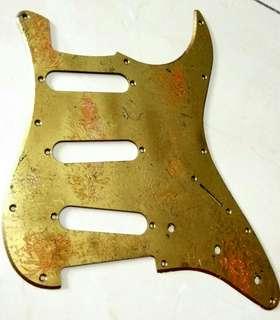 Fender Pickguard stratocaster SSS