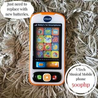 VTECH Musical mobile phone