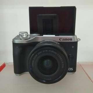 Canon Eos M6 Bunga 0% DP 0% Cukup Admin 199.000 Tanpa Kartu Kredit