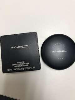 Preloved Mac Studio Fix Powder Plus Foudatio NC20