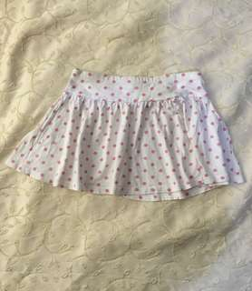 Charity Sale! Authentic H&M Polka Dotted Skirt Size 7-8 year old Girl