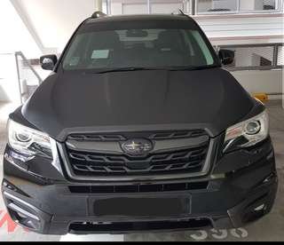 Subaru Forester SJ front bumper
