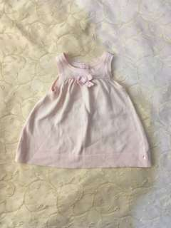 Charity Sale! Authentic Fred baby girl pink dress size 0-3 months