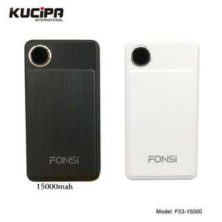 Hongkong KUCIPA powerbank F53-15000mah