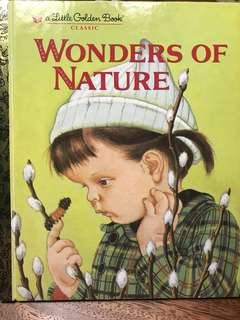 Little Golden Book Classic: Wonders of Nature