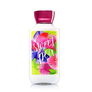 Bath & Body Works Sweet Pea Body Lotion For Women