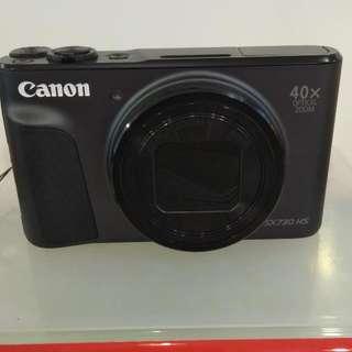Canon PSSX730HS/BL Bunga 0% Dp 0% Cukup Admin 199.000 Tanpa CC