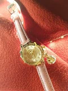 Elegant stylish bling watch