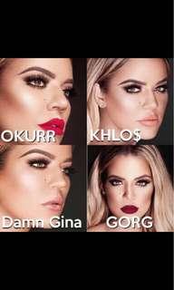 KoKo Kollection shade 'Gorg' dan 'Okurr'