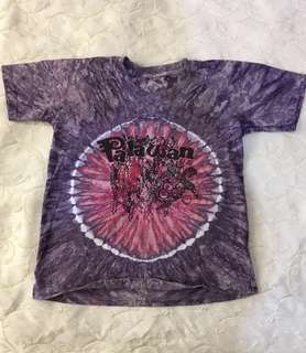 Charity Sale! Palawan Beach Tie-dye Boy's T-shirt size XL 8 years old
