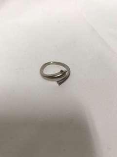 海豚開口戒指