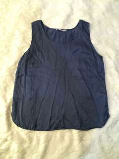 Charity Sale! Authentic Silvie Sleeveless Soft Women's Top Size XXL 2XL