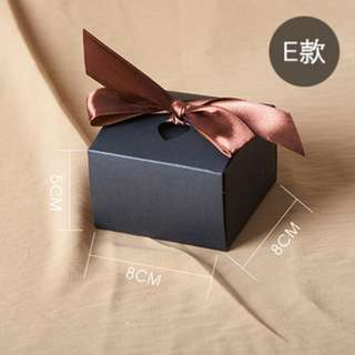 Gift Box with ribbon (Pre-Order)