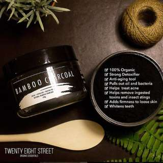 Bamboo Charcoal Strong Detoxifier
