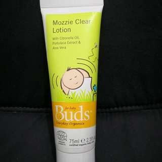 Buds Mozzie Clear Lotion