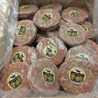 宮崎和牛漢堡+宮崎和牛丸($22+$28)