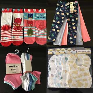 Free girl items with purchase $70 and above