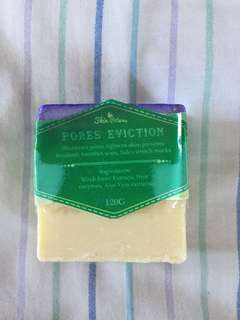 Skin Potions Pores Eviction Soap (old packaging)
