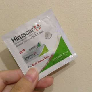 Hiruscar Anti Ance SPOT GEL