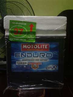 Ns40 motolite enduro car battery