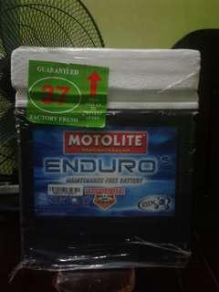 Ns40 motolite enduro car battery