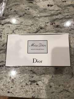 Miss Dior set of 4 perfumes
