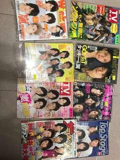 johnny's 雜誌 嵐(arashi)