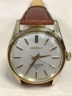 Seiko Vintage 1968 Lord Marvel 5740-8000 High Beat 36000 Hand-Winding