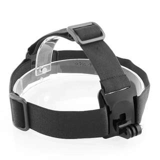 Head Strap for GoPro or other Leading/Generic Action Cams (Adjustable)
