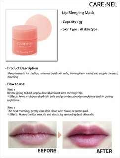 CARENEL Lip Sleeping Mask 5g