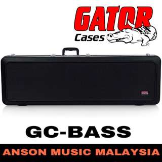 Gator GC-BASS Deluxe Molded Electric Bass Case