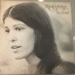 Rita Coolidge ‎– Nice Feelin', Vinyl LP, A&M Records ‎– SP-4325, 1971, USA