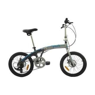 Sepeda Lipat United tipe PACT