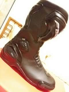 Falco Racing Boots Size 46