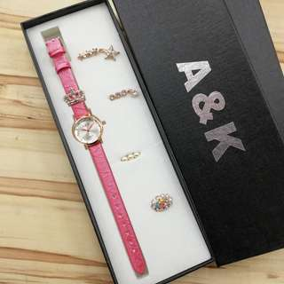 A&K watch women 5 colour