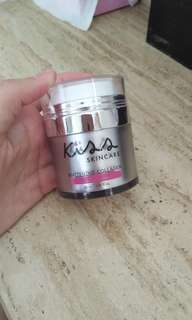 KISS Skincare Whitening Collagen cream Mask
