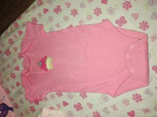 Preloved baby clothes. Onesies for 9-12 months. Take all. Clothes condition is looks brandnew.