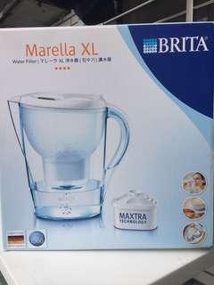 全新德國BRITA Marella馬利拉3.5L濾水壺