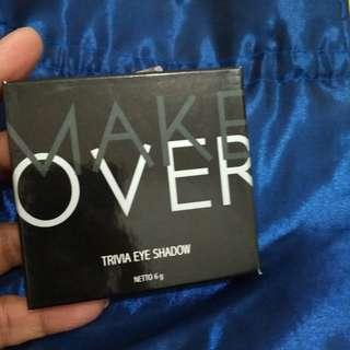 Make Over eyeshadow trivia