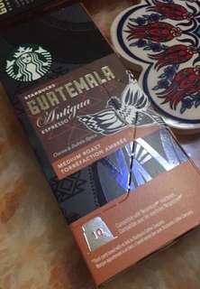 Starbucks 膠囊 咖啡 coffee