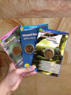 ENDANGERED BIRDS BANK NEGARA CURRENCY LIMITED EDITION