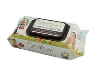 Bambure bamboo baby wet wipes