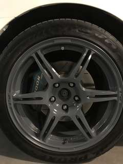 Rims Beautifying Services