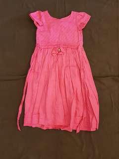 手工縫製純麻洋裝4