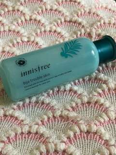 FULL SIZE Innisfree Bija Trouble Skin
