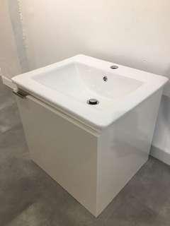 Basin + Cabinet