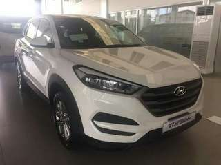 Brand New Hyundai Tucson 2018 Year Model!