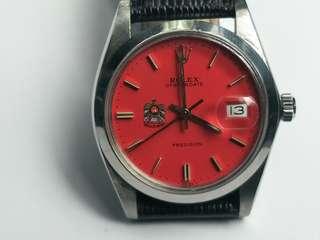 Vintage Rolex Watch 6694 Manual Winding Years 1983 (34mm)