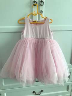 Ballerina party dress